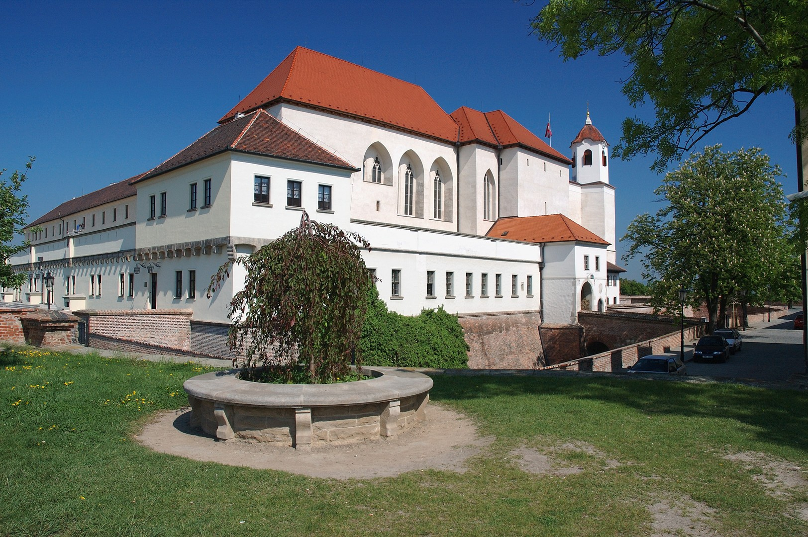 The castle of Brno - Spilberk